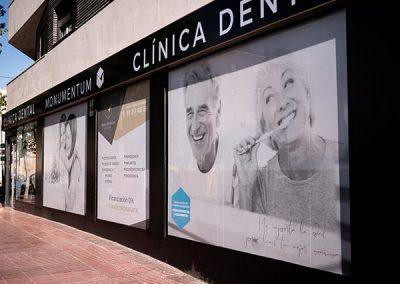 Exterior Clínica Monumentum Dental